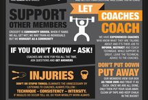 Sport of Fitness / CrossFit, Box life, competitors, coaches, and all over functional movement
