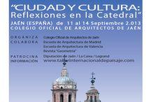V Taller Internacional de Paisaje  / Este año nos vamos a Jaén para celebrar este Taller que congrega a profesionales, profesores y alumnos de las Escuelas de Arquitectura de diferentes partes del mundo. Para más información, entra aquí!  http://www.geometriadigital.com/taller/5