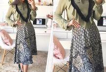 Saia Midi / Evangélicas fashion