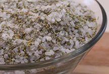 make - salt mixes...