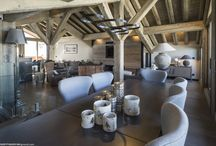 Chalet La Colombe / A beautifully presented Courchevel luxury chalet in a superb location within a private hamlet. Stunningly decorated chalet with a chalet lux feel to it.