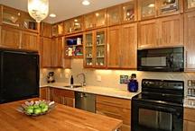 Forsyth- Kitchen & PowderRoom Project / by RJK Construction, Inc