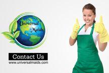 Universal Maids Booking / Universal Maids Board!
