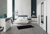 Déco Chambre / Inspirations déco chambre, mobilier, table de chevet, commode, armoires, lit, matelas , sommier