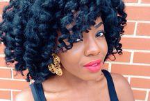 Natural Hair Slays
