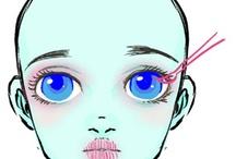 Wigs/eyes/repaints tutorials