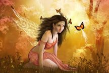 FairyTale / by Rosielani Suyat Aiwohi