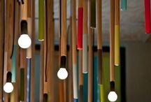 Lighting / by Mariske Vardy