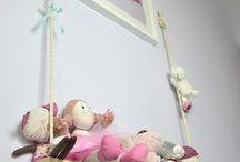 Pokoje małych dziewczynek