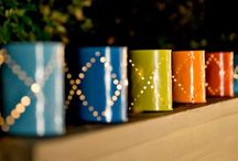 Tin Can Crafts / by Lynne Anderson