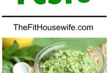 Healthy Sauce Recipes