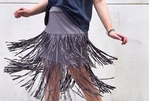 Fall Essentials: Fringe Anything / Jackets, shoes, skirts, belts, vests...you name it, and we can't get enough of it!