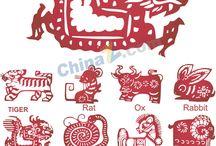 Китайские знаки зодиака