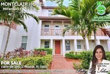 Miramar Homes for Sale by Broker Patty Da Silva of Green Realty Properties
