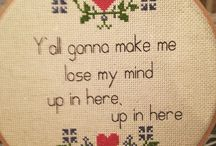 Not Your Nana's Needlepoint / by Abby Benz
