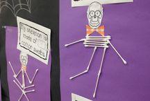 October/November classroom