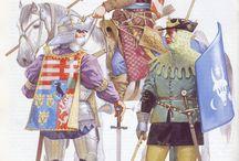 Medieval hungarian