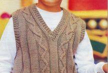 Детям вязание