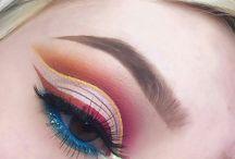 Makeup - colour
