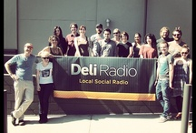 Team DeliRadio / Who are we? A crew of concert-loving professionals. / by DeliRadio