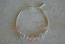 Sterling Silver Sea Glass Bracelets