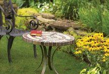 Garden facilites