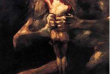 Francisco Goya art