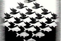 M.C. Escher / Over M.C. Escher