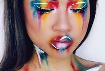 make up extravagant