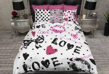 ønsket sengetøy
