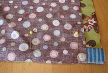 sewing / by Roxanne Berg