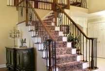 Staircase  / by Creative Design Construction