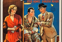 Movie Posters 1930's / by Roger Gallerini