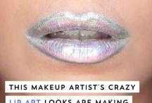 makeup art stuff