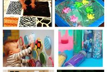 sensory games and toys for baby