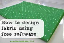 Fabric Design / by Sherrie Tucker