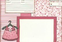 Baby plakboek indelingen