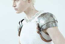 Victorian medieval fashion