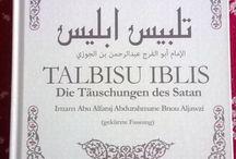"""Talbisu Iblis - Die Täuschung des Satan / """"Talbisu Iblis - Die Täuschung des Satan"""" vom """"Granada-Verlag"""" in 1. Auflage"""