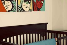 Boys bedroom / by Cindy Holmes