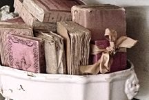 Lovely and romantic pink brocante...