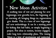 Moon cycles / Moon cycles