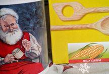 Stelline Natale di bicarbonato e maizena
