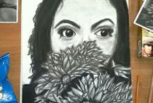 My artwork =) / My collection of art (growing every day) Request a drawing at ajed239@gmail.com