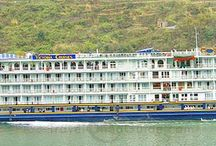 River Cruises / Leisure travel on rivers
