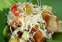 Vigoron Granadino / Granada's most recognized typical food.