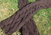 bufandas de hombre