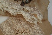 weddings burlap and lace