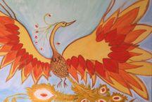 Art by Maria Gabriella Vane-Tempest
