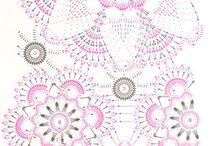 Koniaków crochet lace - koronka koniakowska